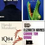Les coups de coeur littérature de 2012