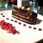 Au resto Privé de dessert, le trompe-l'œil se glisse dans l'assiette