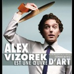 5 raisons d'aller voir le spectacle d'Alex Vizorek