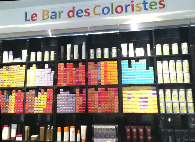 au bar des coloristes - Bar Des Coloristes