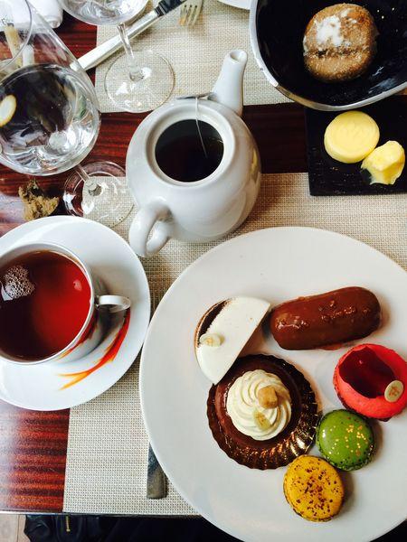 Bruncher le samedi au royal monceau 1 mag by mag1 mag by mag for Restaurant la cuisine royal monceau
