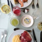 Un brunch au Hyatt Regency Paris Etoile