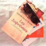 Lectures d'été : 7 nouveautés à mettre dans sa valise