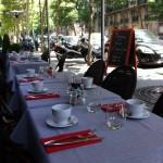 Pour un brunch parisien au top en terrasse, direction Aux Saveurs du Marché !
