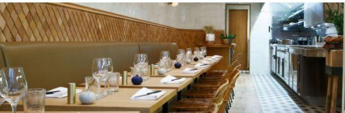 Clover restaurant 75007