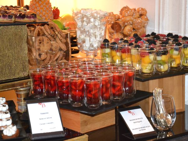 Le brunch du shangri la 1 mag by mag1 mag by mag for Reservation hotel formule 1 paris