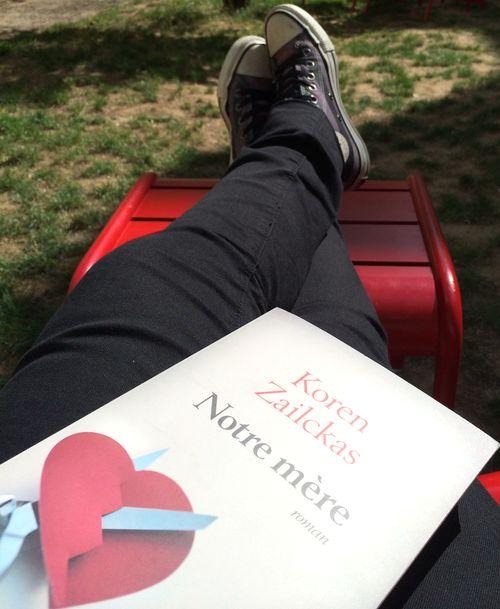 Notre mère de Koren Zailckas, roman été 2015