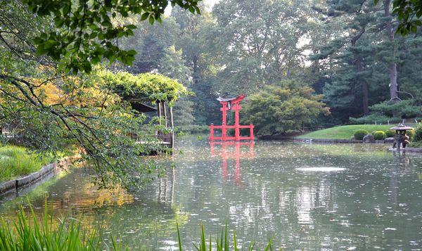 Jardin Botanique de Brooklyn NYC