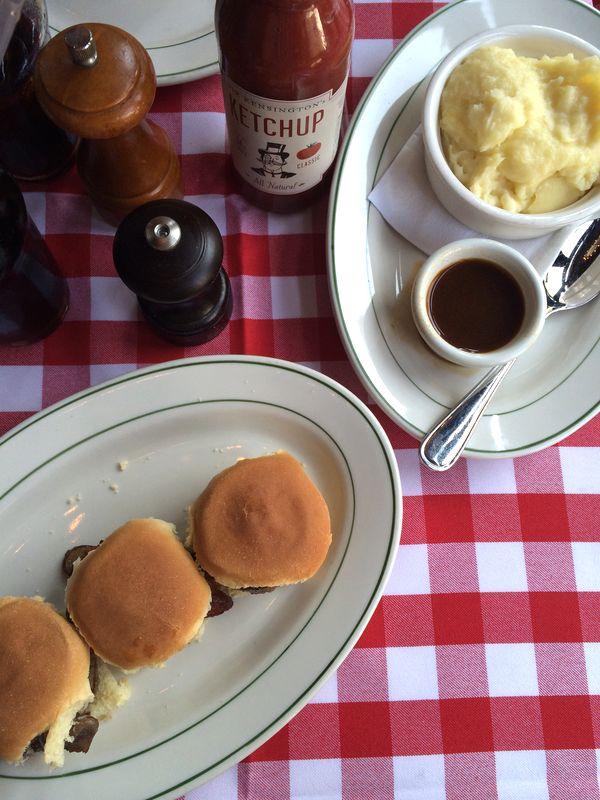 Burgers P.J. Clarke's NYC
