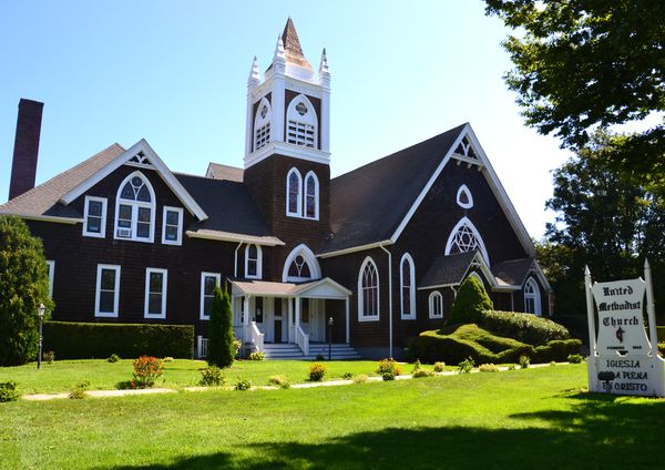Hamptons église
