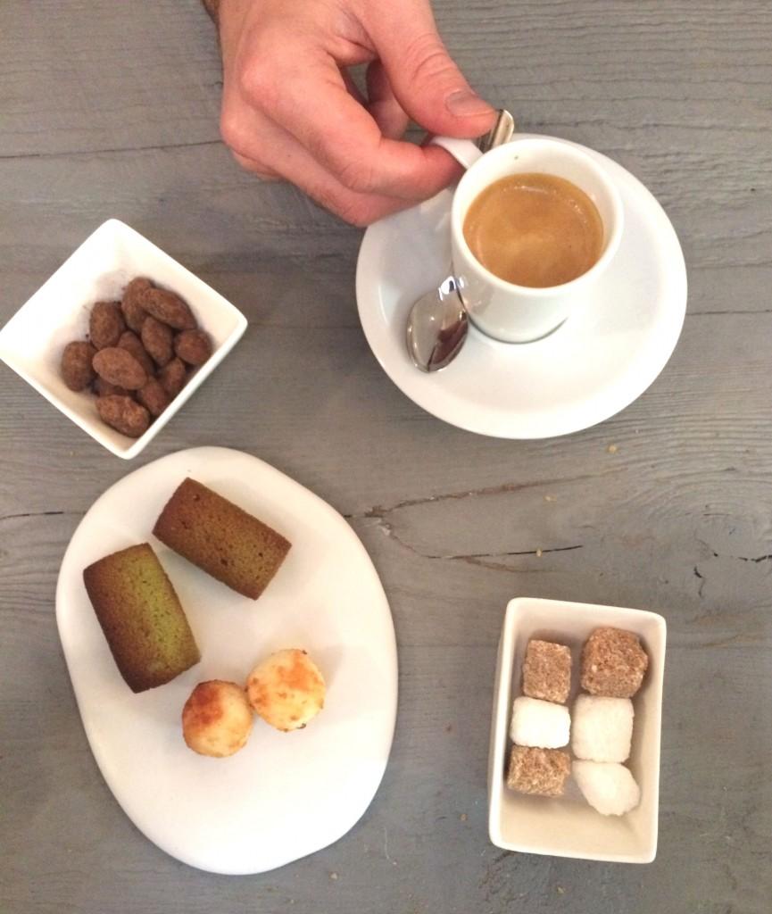 Café - AG Les Halles restaurant 75001 Paris