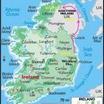 Road trip en Irlande : Partie 1