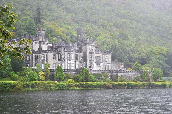 Kylemore Abbey-Connemara-Irlande-road trip-voyage-vacances