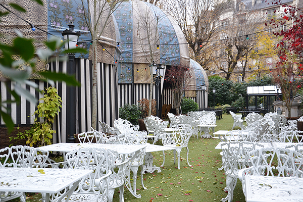 Saint James Paris-brunch-75016