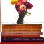6 nouveaux livres pour se faire du bien et stimuler sa créativité