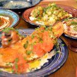 Un déjeuner au resto israélien Tavline