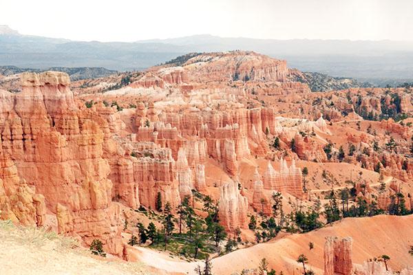 bryce canyon, ouest américain, utah, riad trip
