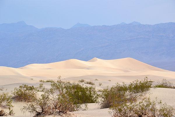 Death Valley-Californie-Nevada-road trip