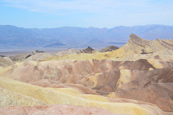 Death Valley-Californie-Nevada-road trip