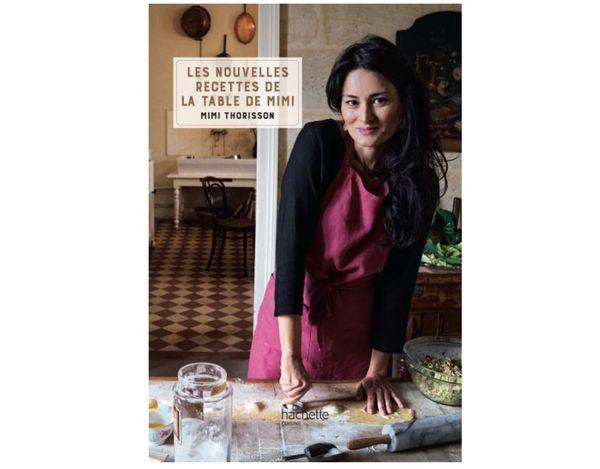 Les nouvelles recettes de la table de Mimi-Hachette-Noël 2017