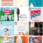 Noël 2014 : 12 livres à offrir