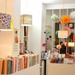 Atelier origami chez Adeline Klam